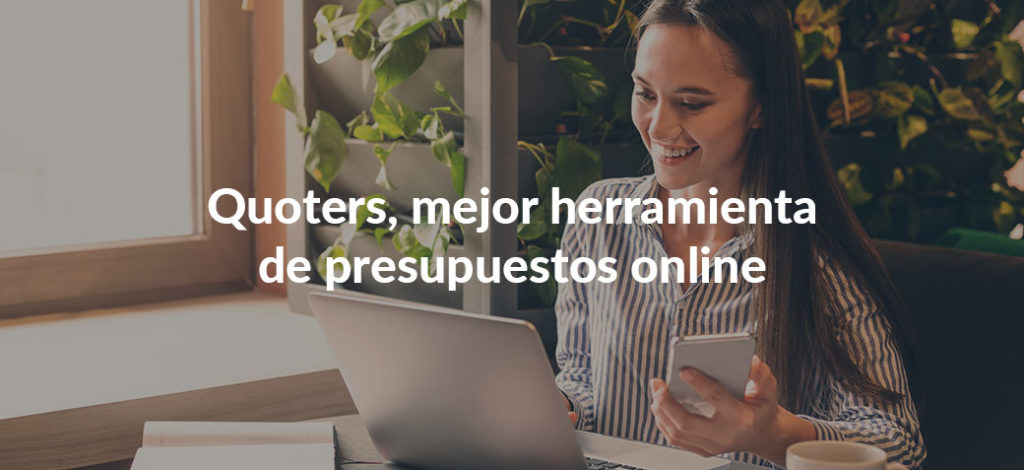 Quoters, el mejor programa para hacer presupuestos en español