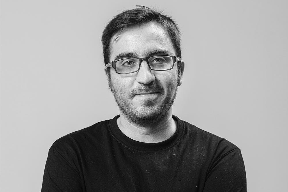 Andrés es el CEO de Quoters
