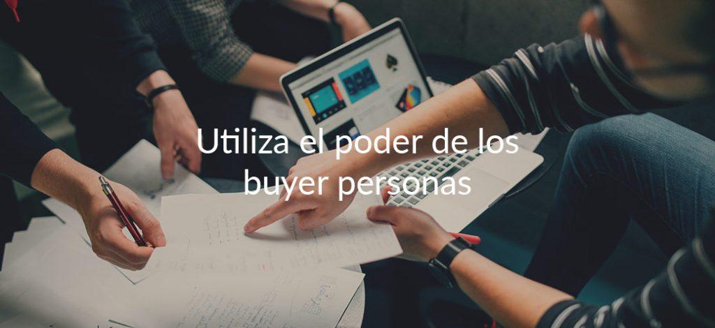 Cómo crear buyer personas para tu negocio