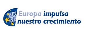 Logo Europa impulsa