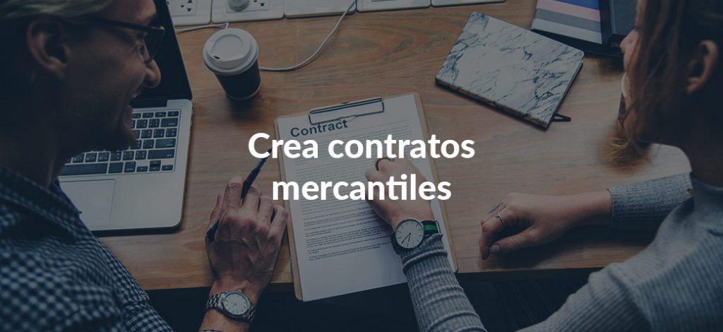 Cómo hacer un contrato mercantil entre empresas