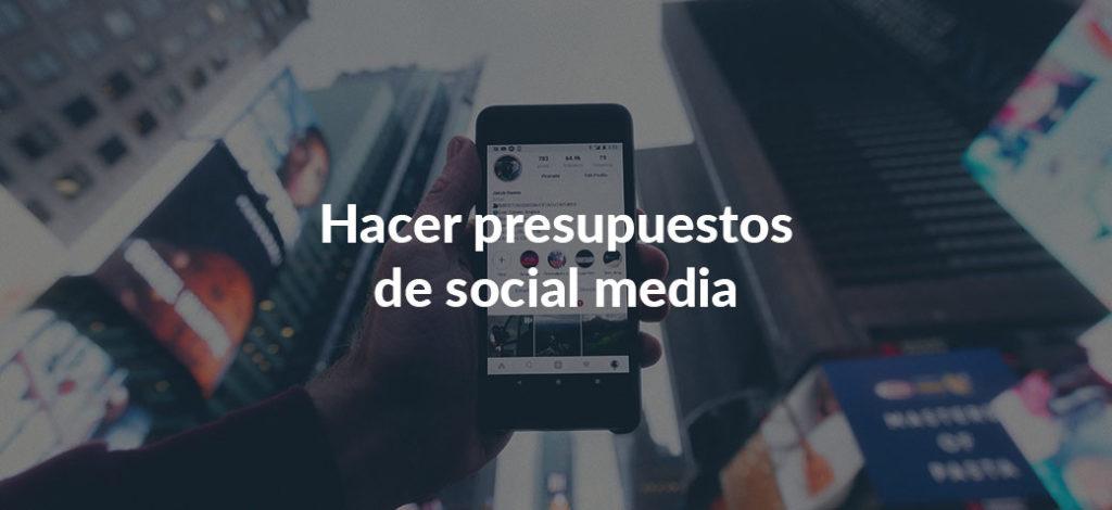 6 razones para hacer un presupuesto de redes sociales con Quoters