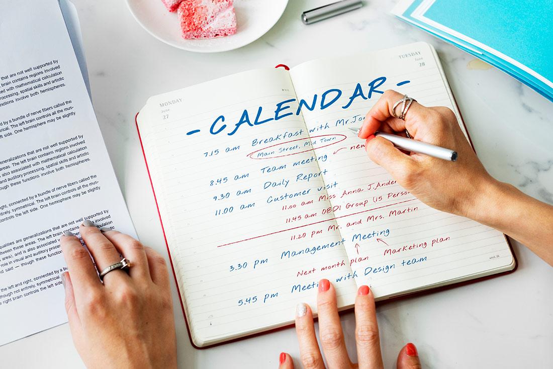 Imagen que acompaña a este artículo que habla sobre cómo hacer el cronograma de un proyecto