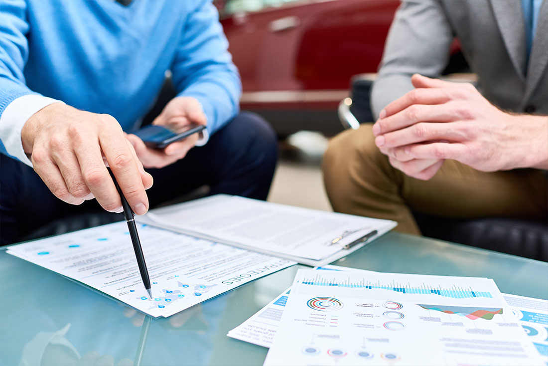 Foto que acompaña este artículo sobre estrategias de venta