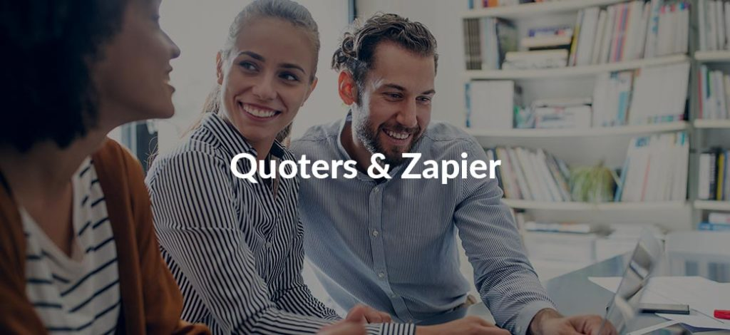 8 Ideas to Use Zapier and Quoters