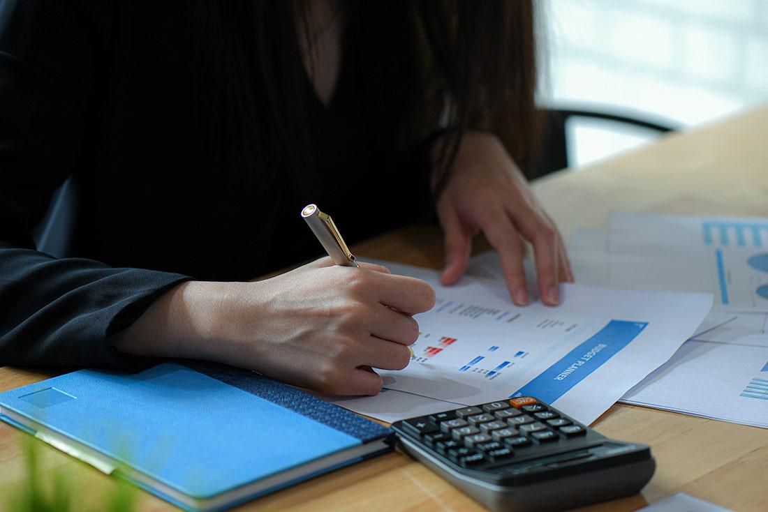 Mitos sobre cómo hacer presupuestos