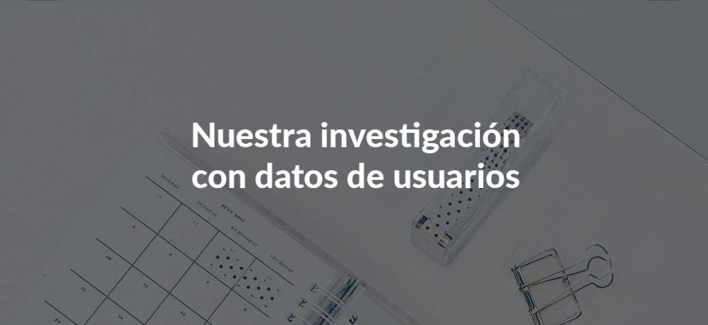 Investigación de mercado con datos de usuarios de AppSumo