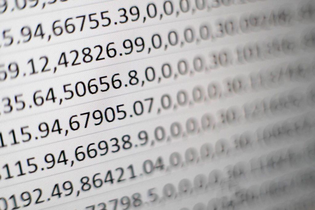 Variables en base de datos